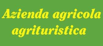 Azienda agricola agrituristica